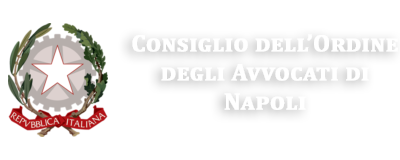 Consiglio dell'Ordine degli Avvocati di Napoli Logo
