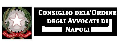 Consiglio dell'Ordine degli Avvocati di Napoli Logo
